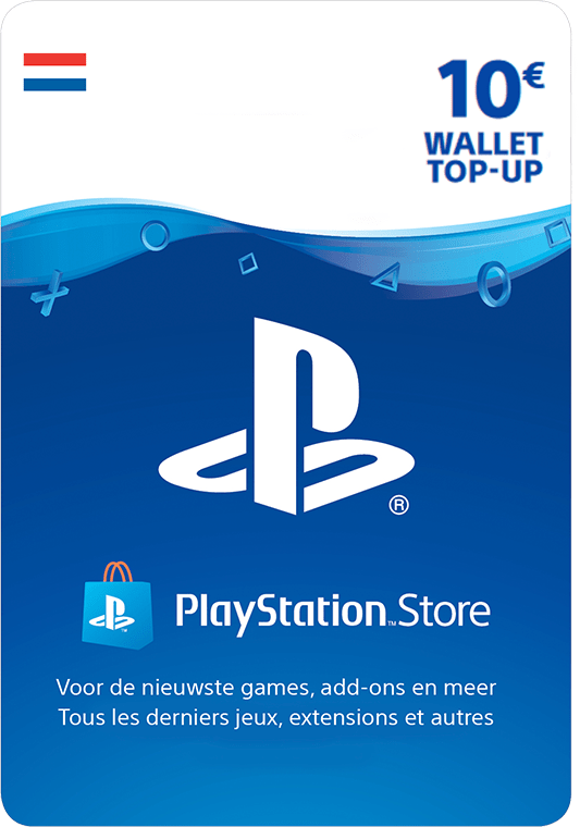 PlayStation Store code €10