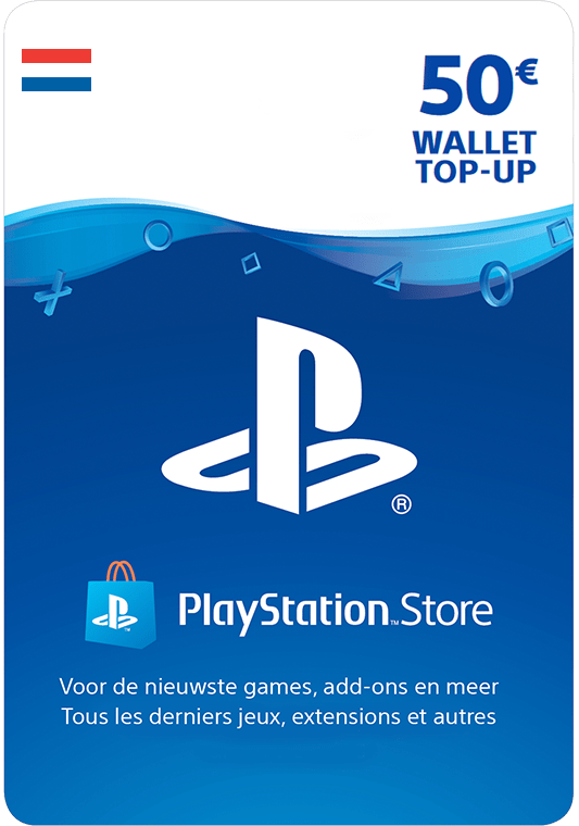 PlayStation Store code €50