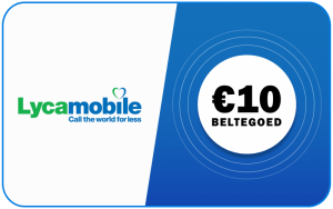 Lycamobile €10