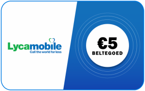 Lycamobile €5