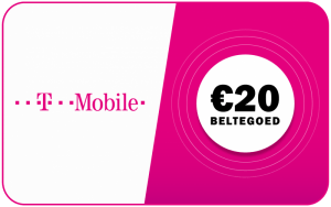 T-Mobile €20