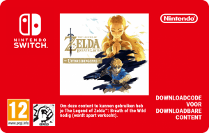 The Legend of Zelda Breath of the Wild - Expansion Pass
